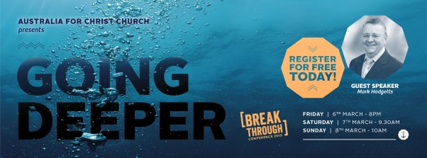 Breakthrough Conference 2015