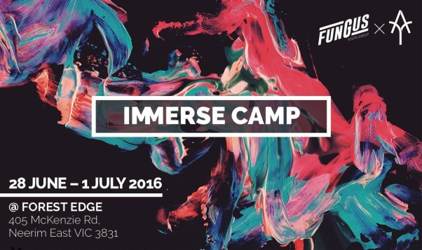 Immerse Camp