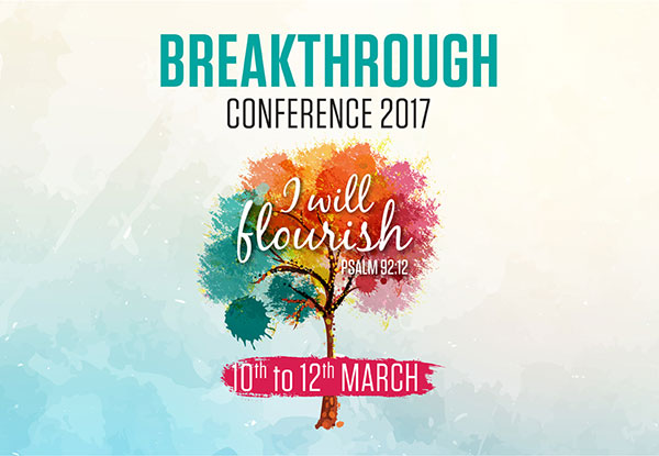 Breakthrough Conference 2017