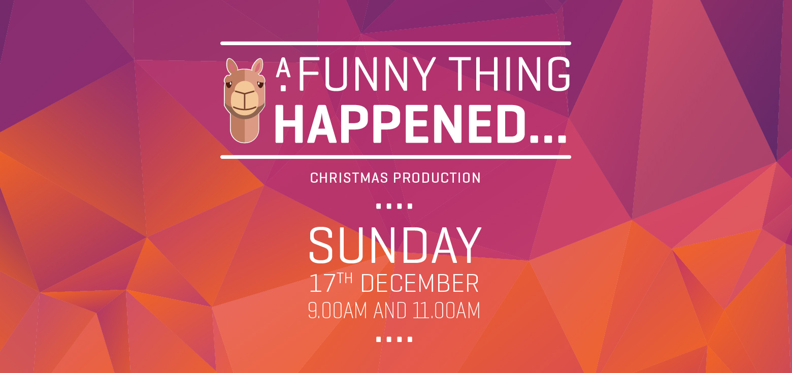 Christmas – A Funny Thing Happened…