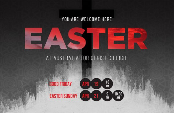 Easter Weekend 2019